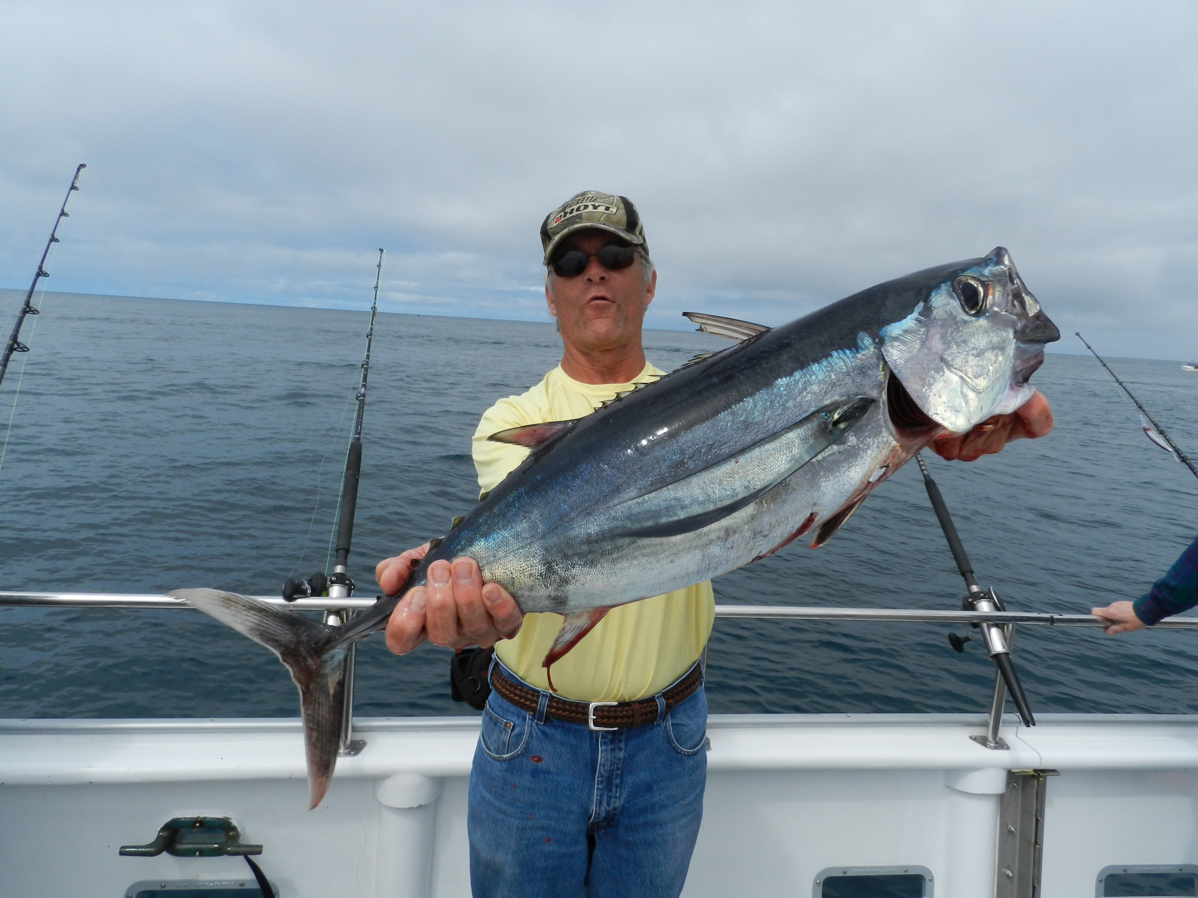 Oregon Tuna Charters Tuna Halibut Bottom Fishing Trips