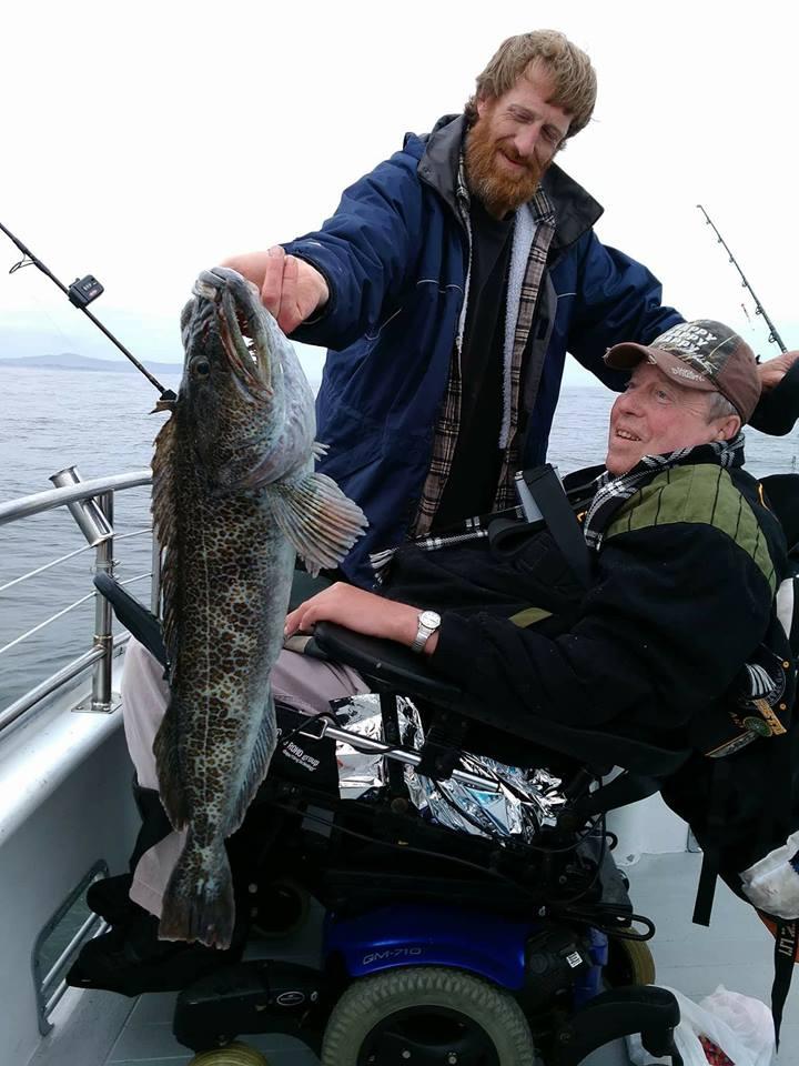 BOTTOM FISHING AND CRABBING
